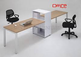 Office Desk Table Classy Two Person Office Desk About Small Home Decor Inspiration