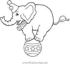 Coloriages Delephants Elephant Elephant Elephant Pages De Coloriages