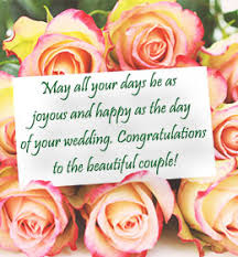 wedding wishes to niece what to write on a wedding card to show the newlyweds you care