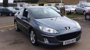 used peugeot 407 peugeot 407 2 0 hdi se at www gullwingcarsales co uk youtube