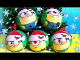 minions ornaments eggs disney princess kinder