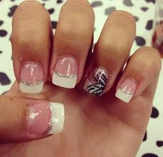 84 best french nails images on pinterest make up hairstyles and