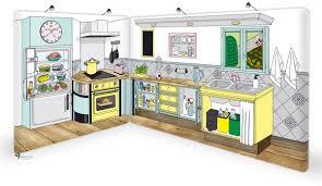 cuisine p馘agogique cuisine anti gaspi pédagogique mobile et personnalisée mantalo