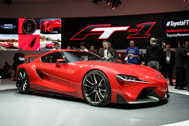 Toyota Ft 1 Engine Report Toyota Supra Hybrid Uses Bmw Power Droptop Version Possible