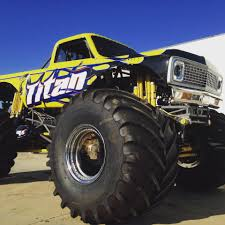 monster trucks crashing videos titan monster truck home facebook