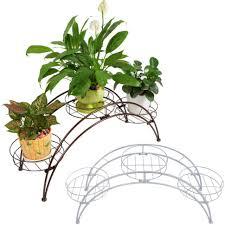 Flower Pot Holders For Fence - plant stand metalower pot holders for graves dog railing boy