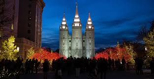 temple square lights 2017 schedule 2017 temple square christmas lights and concerts church news and