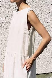 White Linen Best 25 Linen Dresses Ideas On Pinterest Linen Tunic White