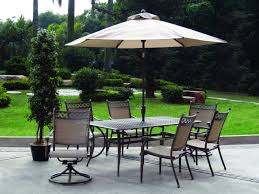 Patio Tables And Chairs On Sale Shocking Patio Table Chairs Umbrella Set Interesting