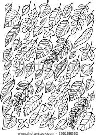 hand draw doodle coloring page stock illustration 397581778
