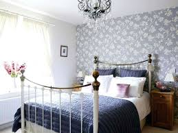 Country Style Wallpaper Decoration Accent Wallpaper Bedroom