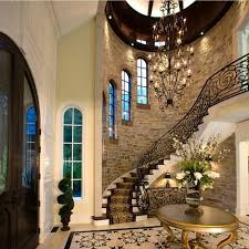 Brick Stairs Design Mediterranean Style Staircase And Brick Mediterranean Style