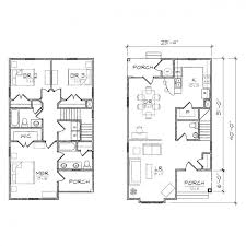 small house plans with garage attached duplex plans with garage