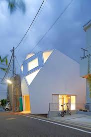 Download Design This Home Polyhedral Monoclinic House Adapted Urban Setting Atelier Tekuto