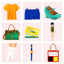 pretty things bold colors