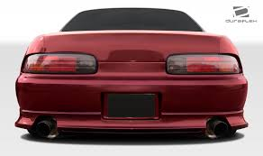 lexus sc300 hood duraflex frp lexus sc series sc300 sc400 v speed wide body kit 8