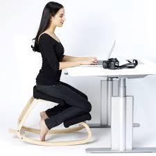 Computer Lounge Chair Aliexpress Com Buy Kneeling Chair Spine Correction Kneeling