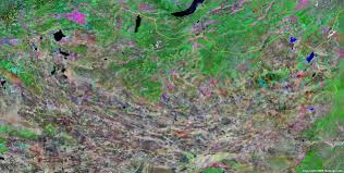 Map Com Mongolia Map And Satellite Image