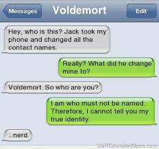 Funny Texts Memes - if harry potter could text autocorrect fail funny text messages