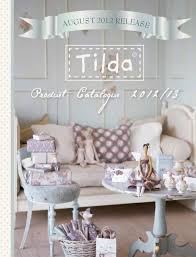tilda 2012 2013 catalog dolls and handicraft