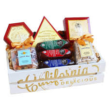 send gift basket top 20 best cheese gift baskets heavy