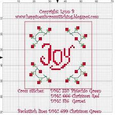 7 Best Christmas Free Cross Stitch Patterns By Www Alitadesigns