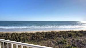 Beach Houses In Topsail Island Nc by Topsail Island Condo Rentals 1107 St Regis Resort North Topsail