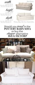 pottery barn charleston grand sofa ikea ektorp versus pottery barn grand sofa