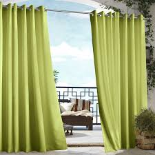 curtain decor outdoor decor gazebo grommet outdoor curtain panel hayneedle