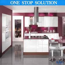 Kitchen Cabinets Red Kitchen Cabinets Guangzhou China