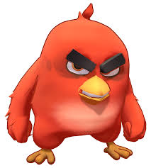 mmd angry birds red fire model preview2 495557939 deviantart