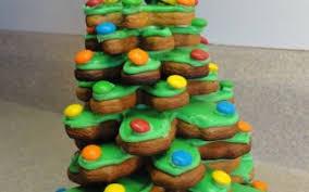 D Christmas Tree Cake - how to make christmas cake sunny 107 9