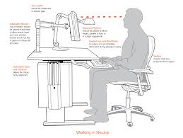 office ergonomics part one setting up your laptop as your desktop