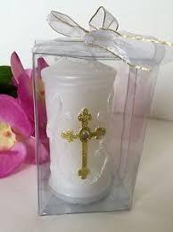 communion candles 12 communion candles party favors cross recuerdos comunion vela