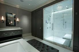 Steam Shower Bathroom We Are Disigning A Steam Shower And Chosen A Calcutta Look