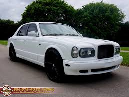 custom bentley 4 door 2001 bentley arnage red label custom