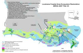 Map Of New Orleans Usa by New Orleans District U003e Missions U003e Environmental U003e Louisiana
