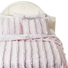 shabby chic bedding target shabby chic ruffle quilt pink add to
