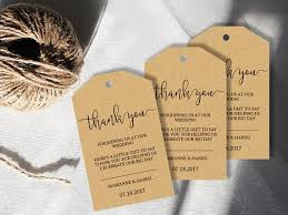 Thank You Tags Wedding Favors Templates by 27 Best Favor Tags Labels Images On Tag Templates