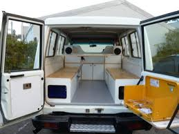 toyota land cruiser cer conversion used toyota land cruiser for sale in sydney bushcer conversion