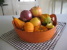 dining room dining room table centerpieces with fruits in bowl