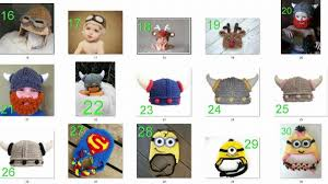 Minion Baby Halloween Costume 20pcs Lot Crochet Minion Hat Crochet Beanie Hat Beanie Babies