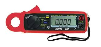 amazon com esi 685 400 amps dc ac current probe dmm with