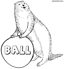 ball coloring pages coloring pages to download and print