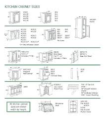 kitchen cabinet standard measurements standard size kitchen cabinets thelodge club