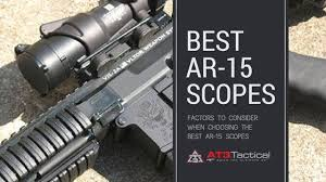 hunting lights for ar 15 choosing the best ar 15 scopes ar 15 accessories at3 tactical