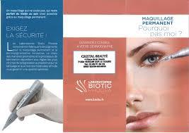pigments maquillage permanent institut de beaute guinot cristal beauté