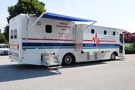 purpose built bloodmobiles custom build yours today matthews