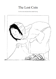 Coin Worksheets Lesson 59 U2013 The Lost Coin Ffwpu Youth Ministry