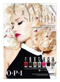 2013 12 gwen stefani opi nail polish 4 jpg cosmetics ads